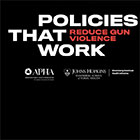 Polices That Work Prevent Gun Violence