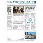 front page of The Nation's Health newspaper