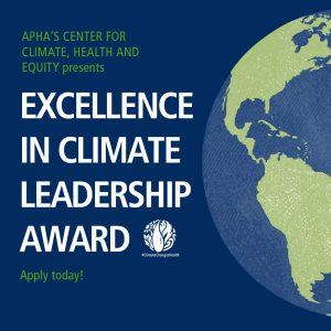 Excellence in Climate Leadership Award