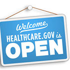 Welcome Healthcare.gov is OPEN